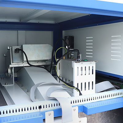Parcel Cargo Inspection Airport X Ray Scanner