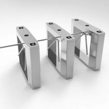 Access Control Face Recognition Entrance Tripod Turnstile