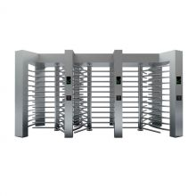 Triple Channel Bi Direction High Entrance Exit Height Turnstile
