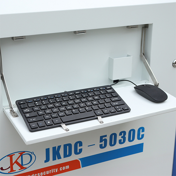 Small Tunnel Size X-ray Baggage Scanner and Parcel Inspection Scanner
