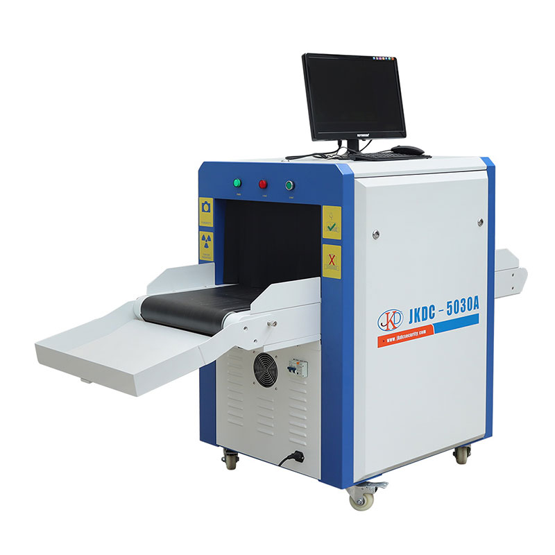 Single Energy Airport Security X Ray Machine and Baggage & Luggage Scanner