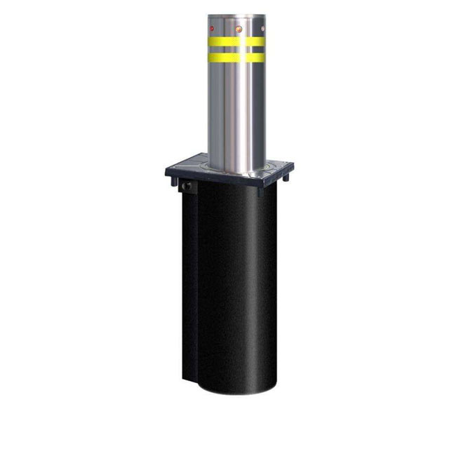 600x168MM Traffic Road Safety Hydraulic Rising Security Bollards