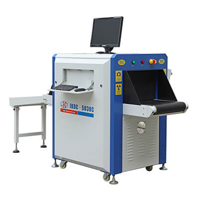 Detection Application Of X-ray Baggage Scanner