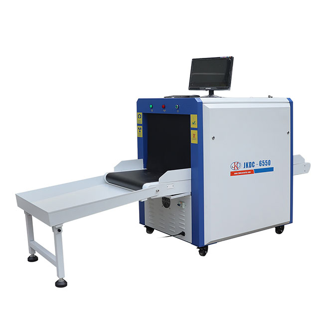 65*50CM X Ray Baggage Scanner For Security Inspection 6550C